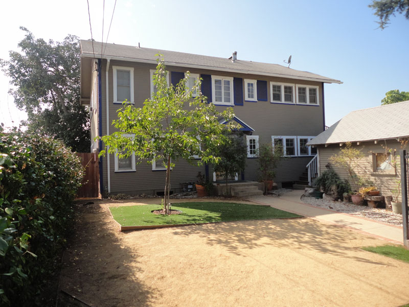 Duplex by Dodger Stadium. Sold over asking price in 22 days for $630,000. The original tenants remained and continue to pay rents to the new owner.