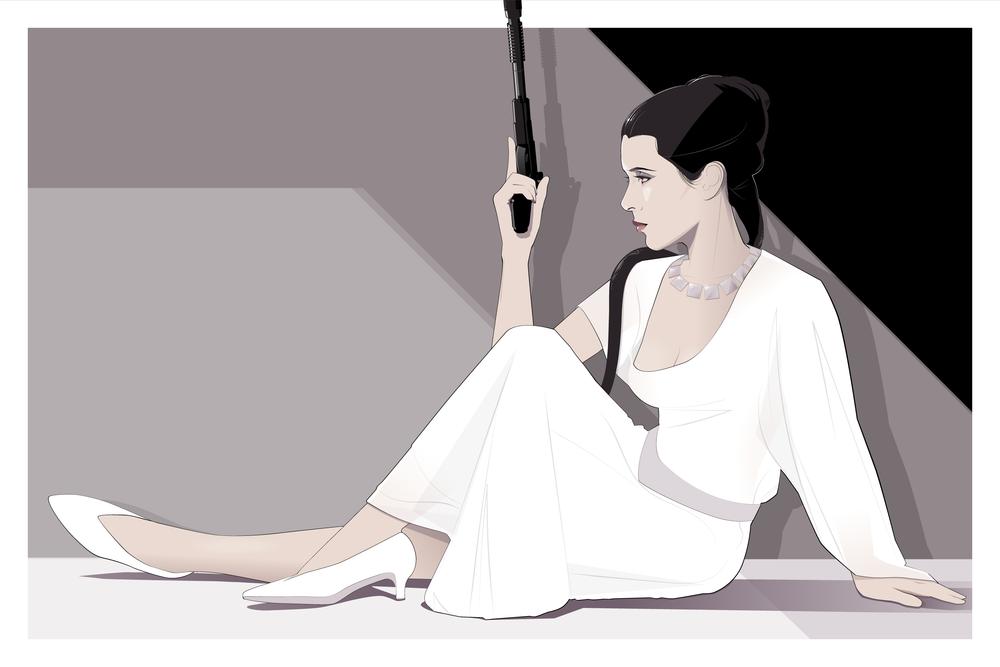 Episode IV Leia