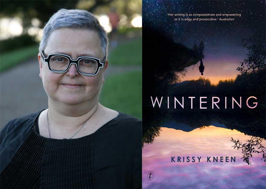 Krissy Kneen  (Photo credit: Anthony Mullins)