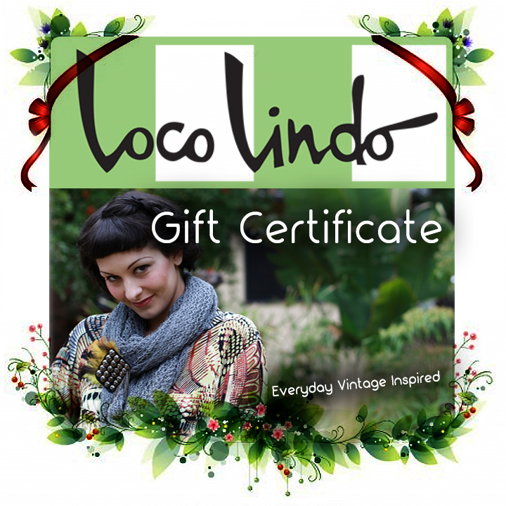 Loco Lindo Gift Certificate