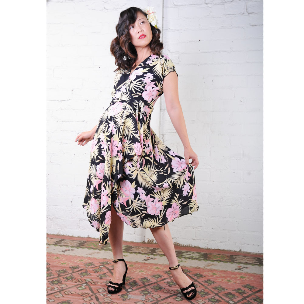 Black-Pink-Hibiscus-Hawaiian-Cascade-Wrap-Dress-Alt.jpg