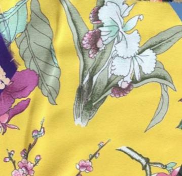 Botanical Iris - In stock