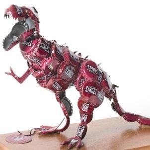Tryannosaurus Rex dinosaur