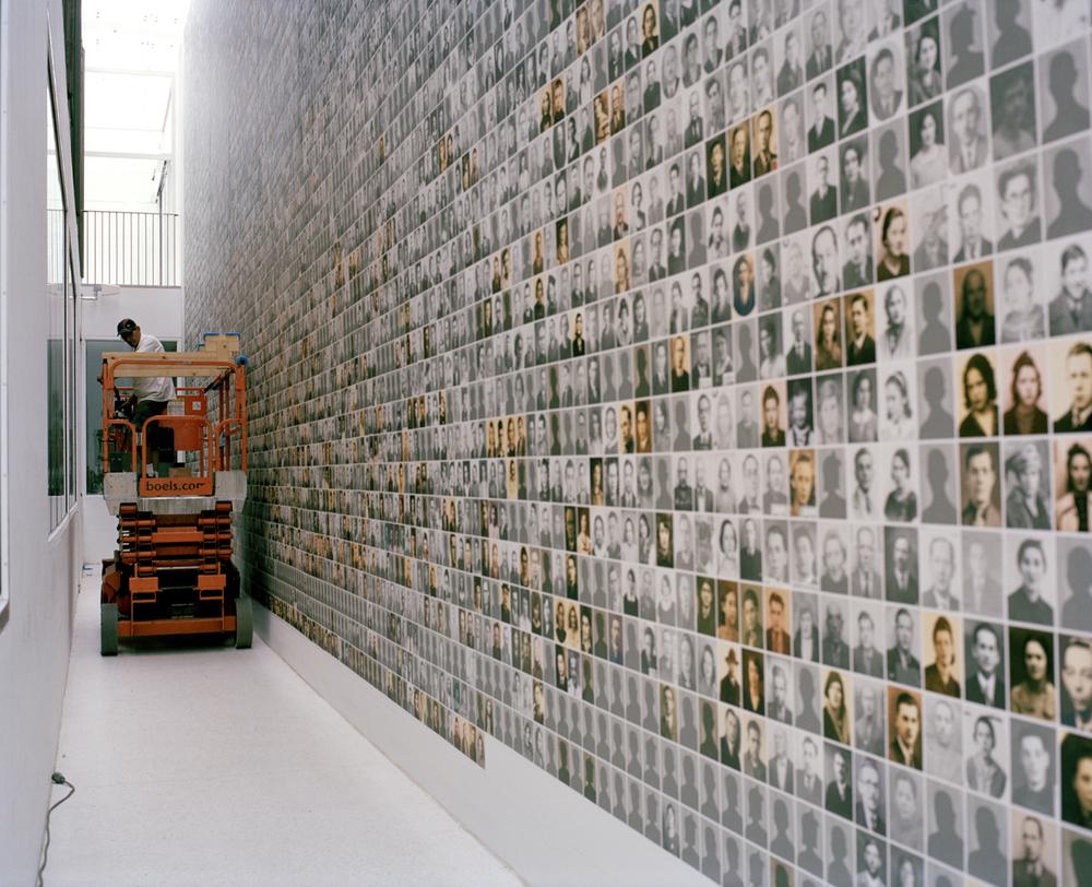 Kazerne Dossin - The Jewish Museum of Deportation & Resistance, Mechelen, Belgium