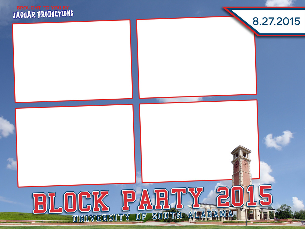 Mega Print Block Party