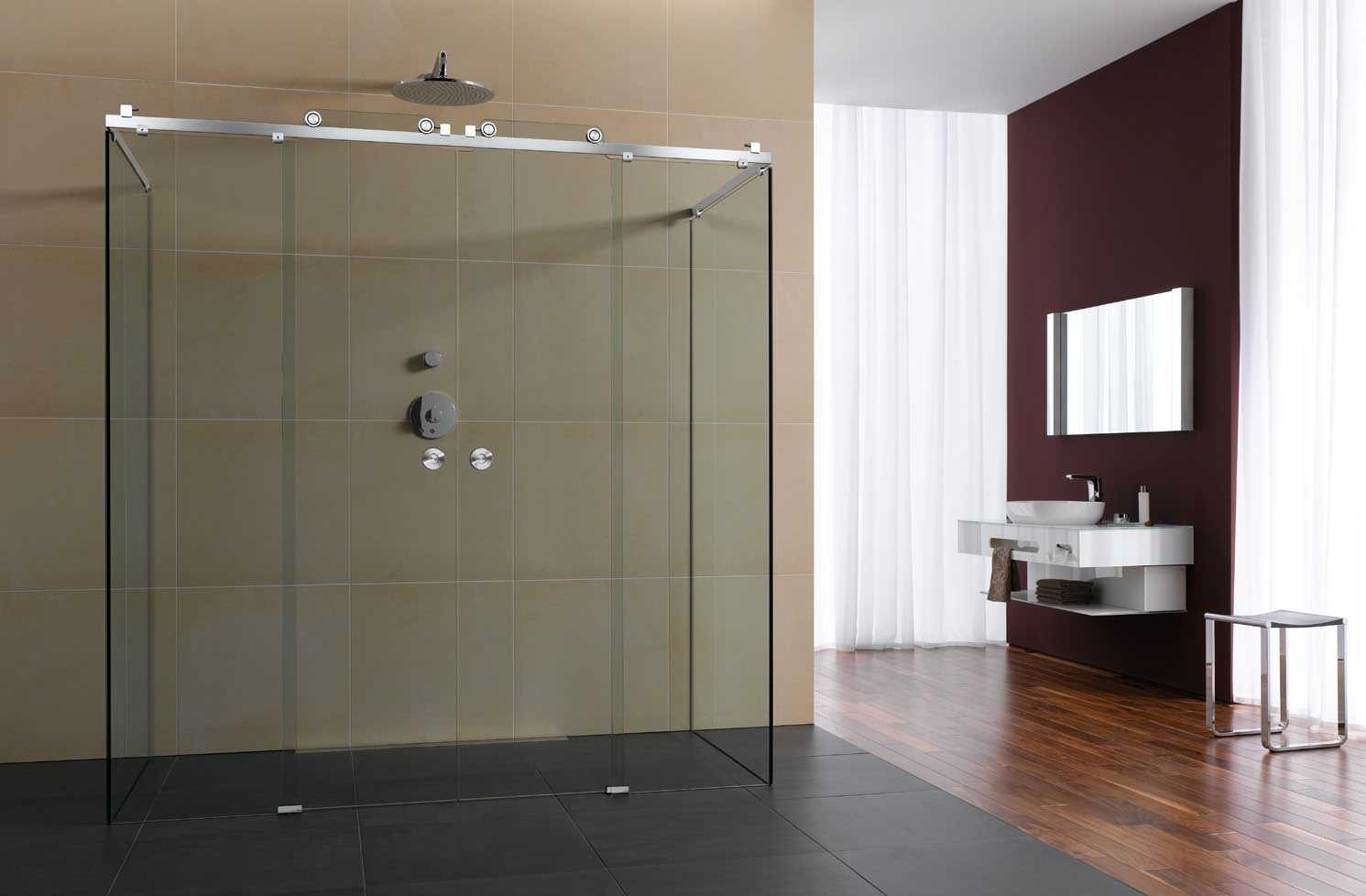 glass shower enclosures - Glass Enclosures