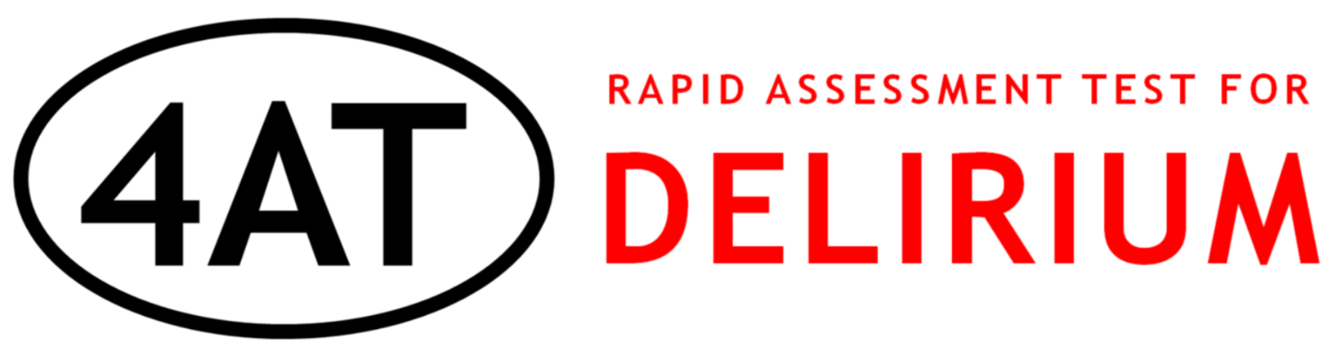 4AT - RAPID ASSESSMENT TEST FOR DELIRIUM