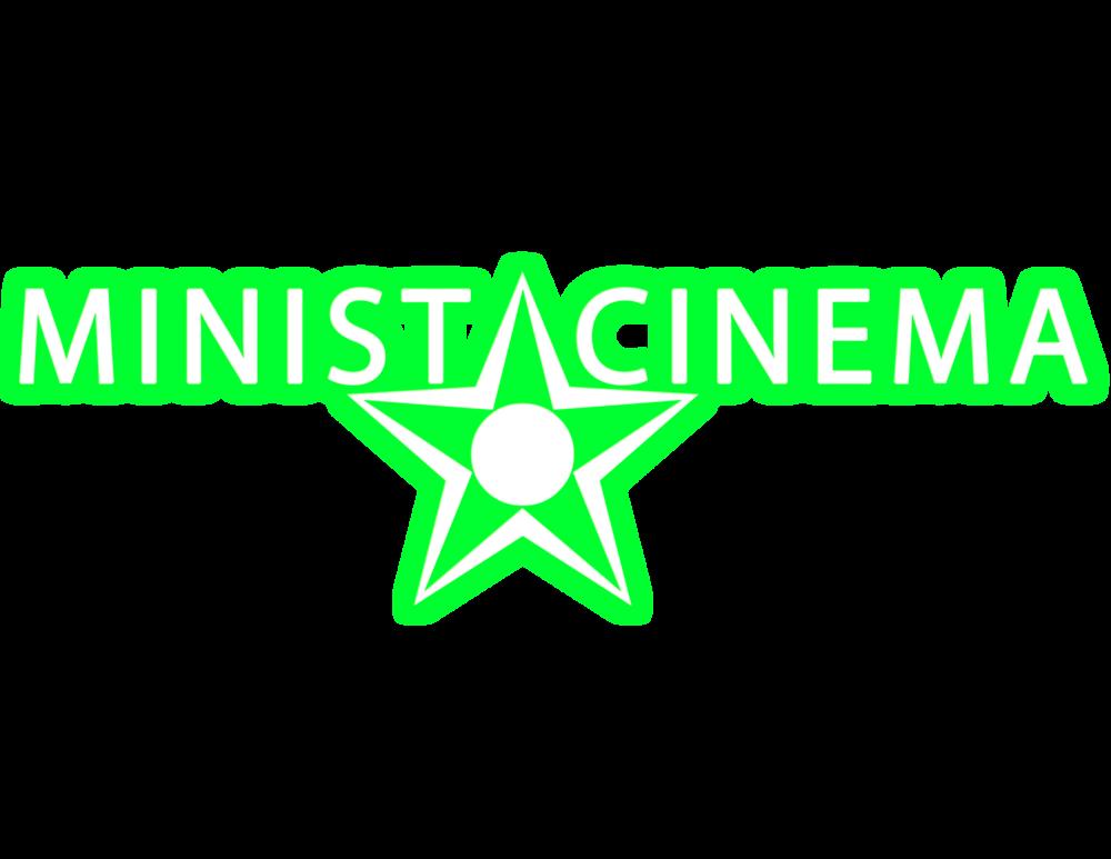 Ministacinema LOGO Green Glow.png