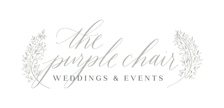 The Purple Chair | Dubai Wedding Planner