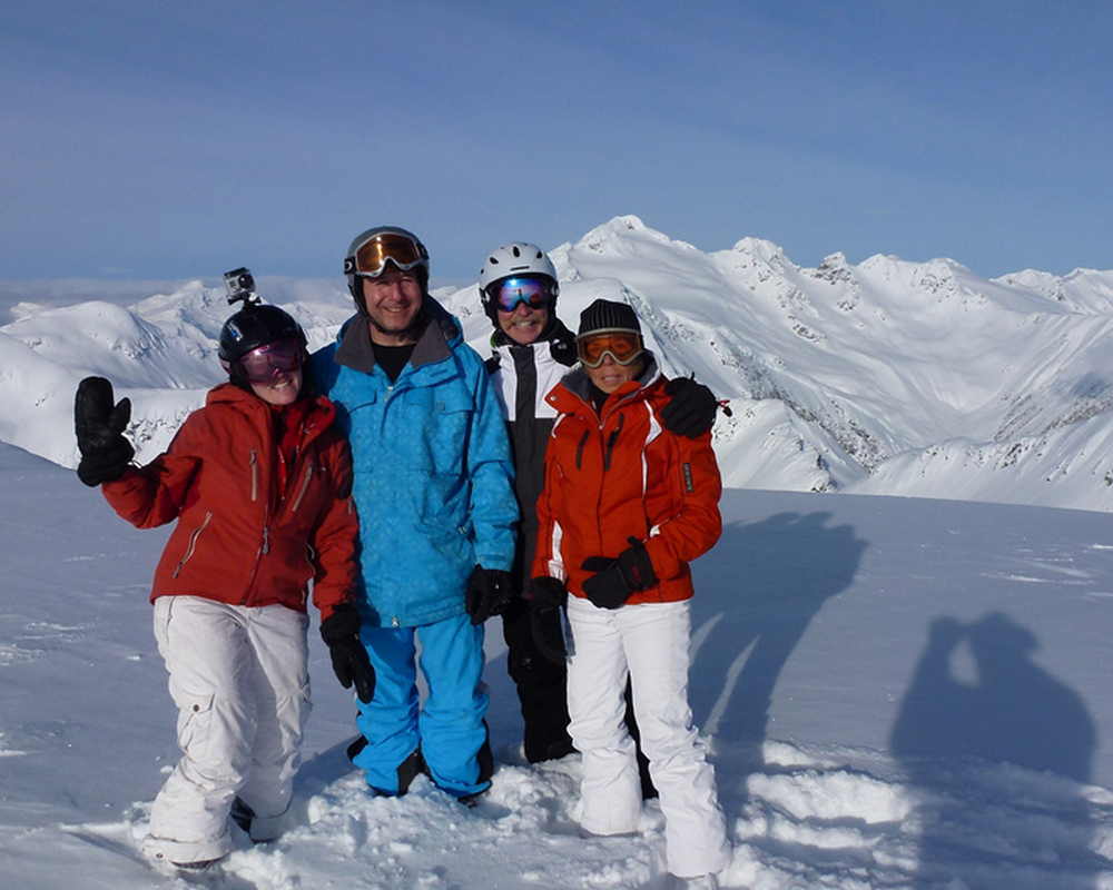 Heliski Holiday