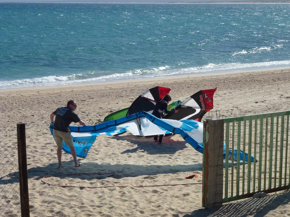Kite Setup