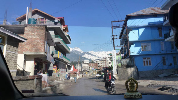 Our Drive to Manali