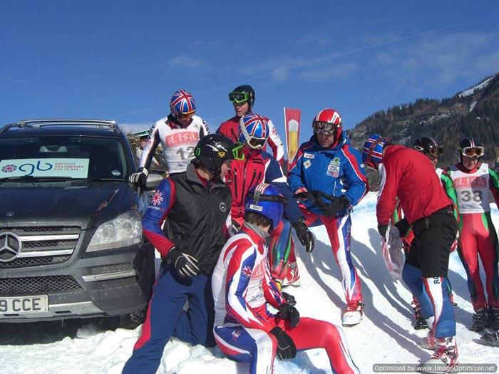 Team GB British Telemark Ski Championships, Rauris, Austria