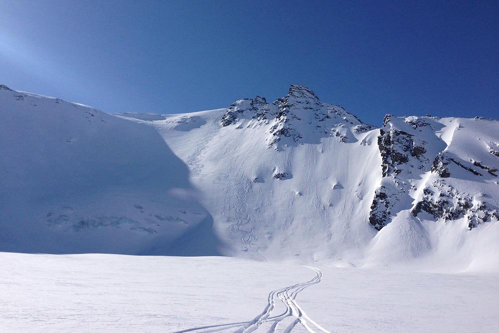 Alaskan Terrain
