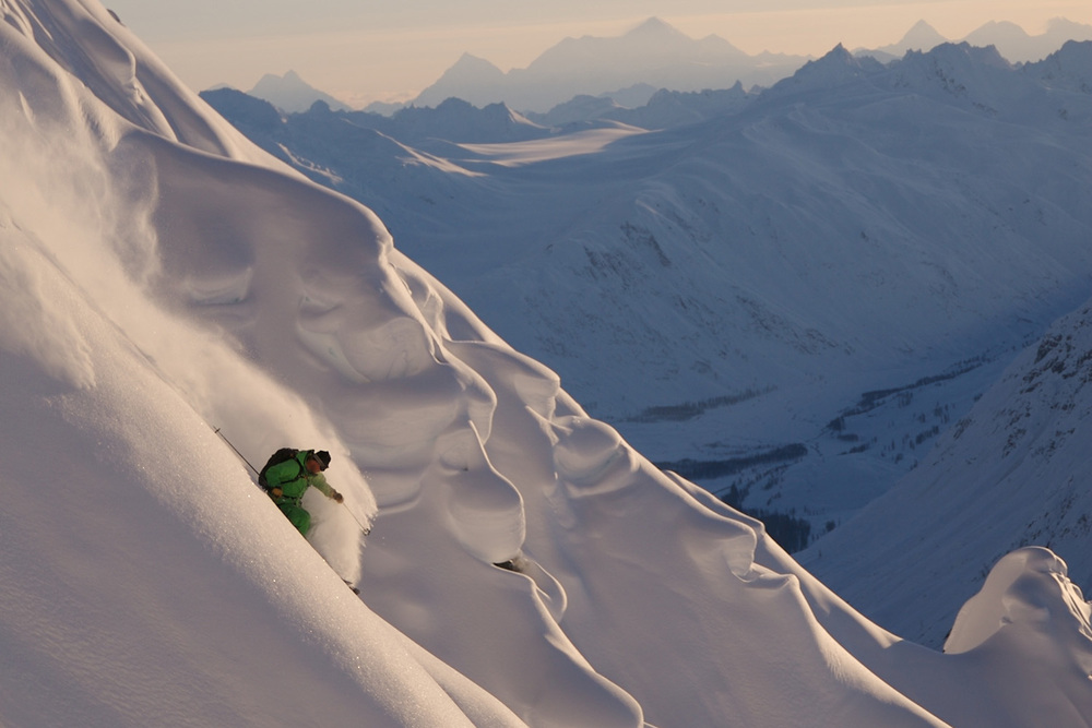 Total Heliski - Alaska and USA