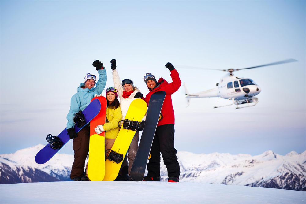Why Book with Total Heliski
