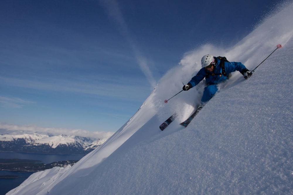 BC Heli Skiing
