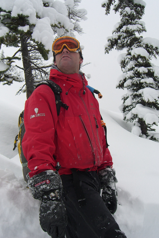Skier Safety Warnings