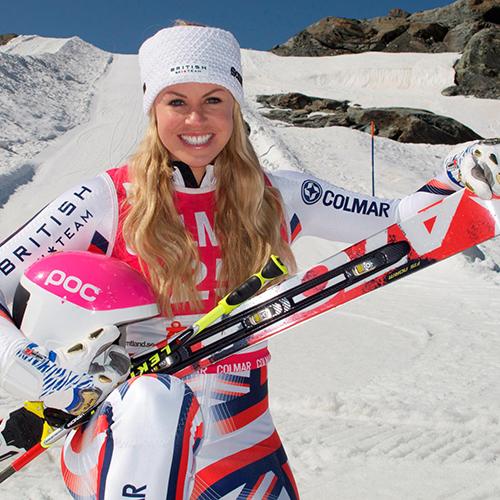 Chemmy Alcott - Heli Ski Legend