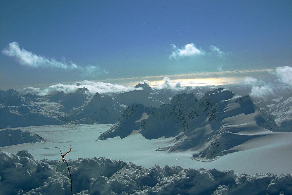 Heli Skiing Cordova, AK