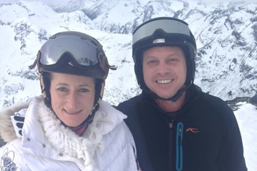 David and Susan's Magical Heli Ski Week