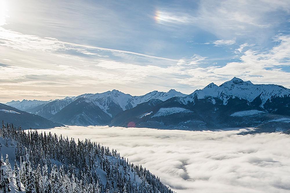 Total Heliski CES Heli Ski Tour
