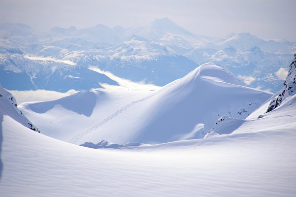 More snow to ski?