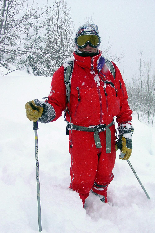 Heli Ski Safety Information
