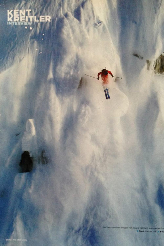 Kent Kreitler - Ski Legend