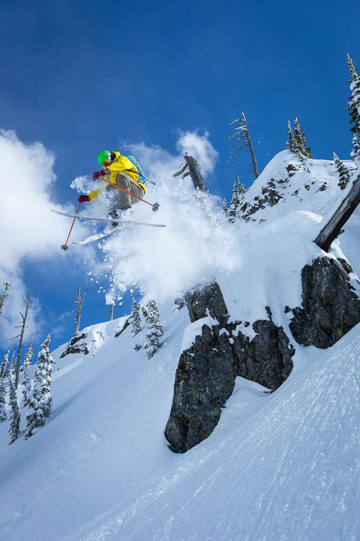 Canada Heli Ski Tour