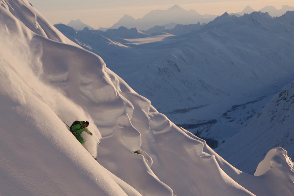 Total Heliski Alaska Heli Ski Tour