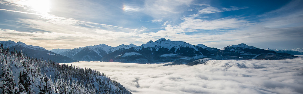 Discover the Monashee Mountains.