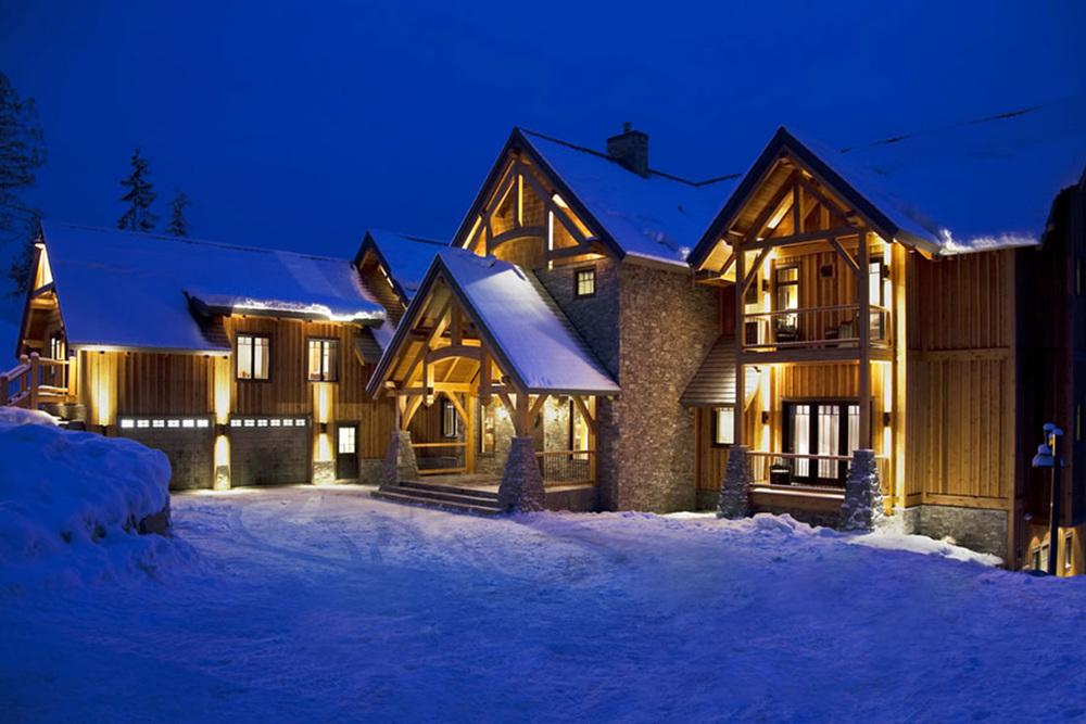 Bighorn Revelstoke Luxury Accommodation