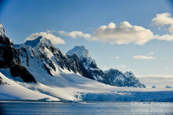 Sail past Cape Horn, across the Drake Passage and along the Antarctic Peninsula.
