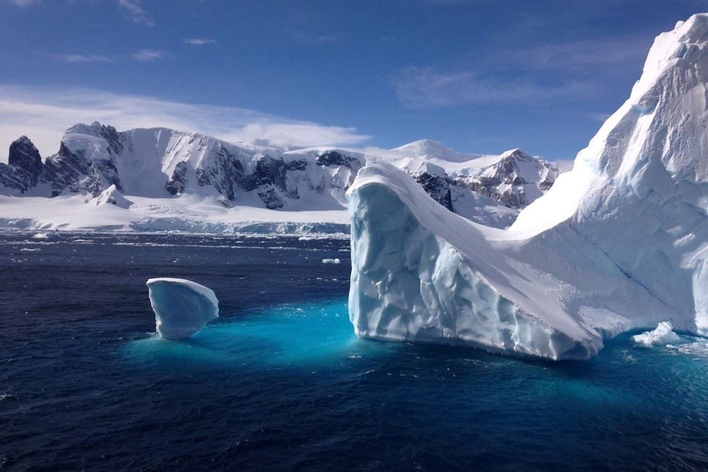Doug Stoup's Antarctica Peninsula Cruise