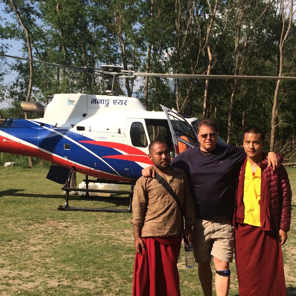 HHSG, Helping Nepal
