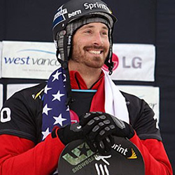2x Olympic Gold Champion Snowboarder