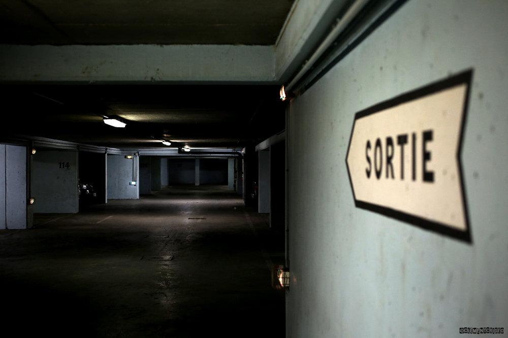 Le bout du tunnel