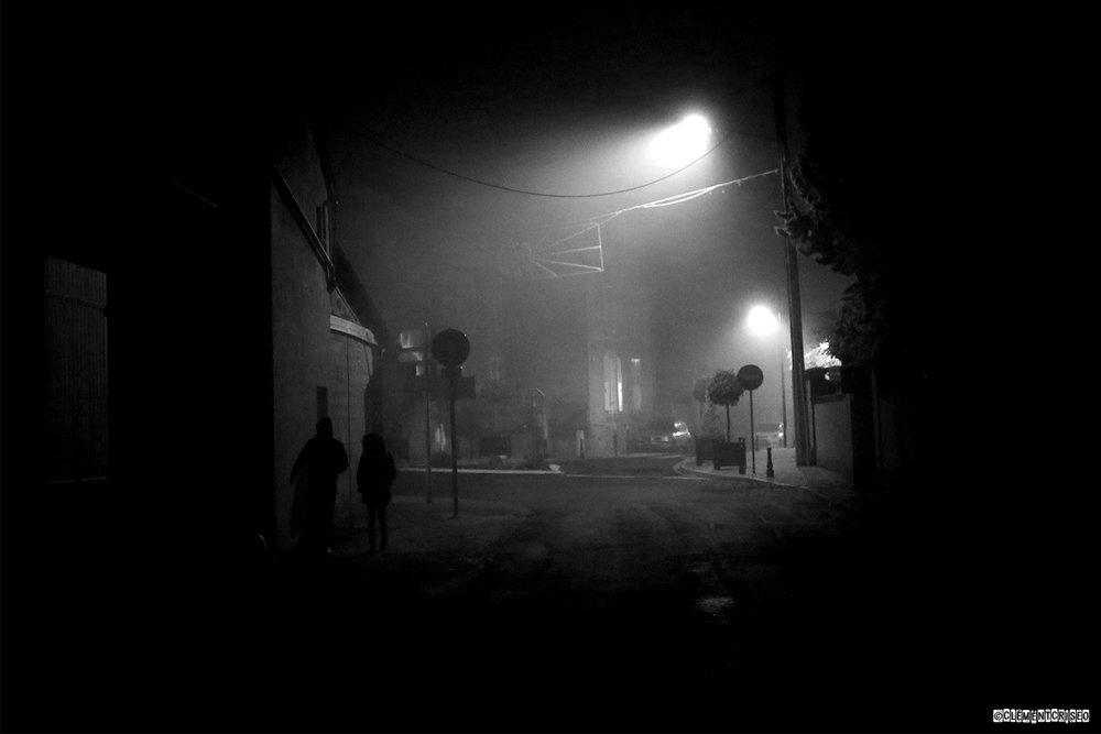 Sombre cadre