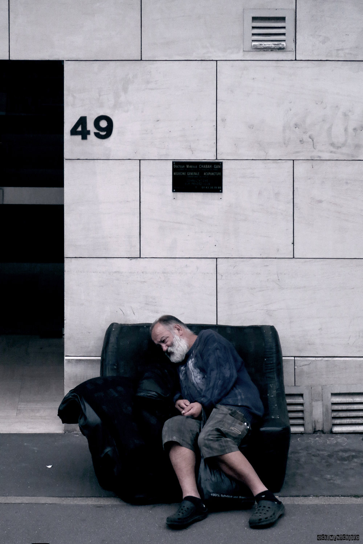 Triste pensée, Rodin2017