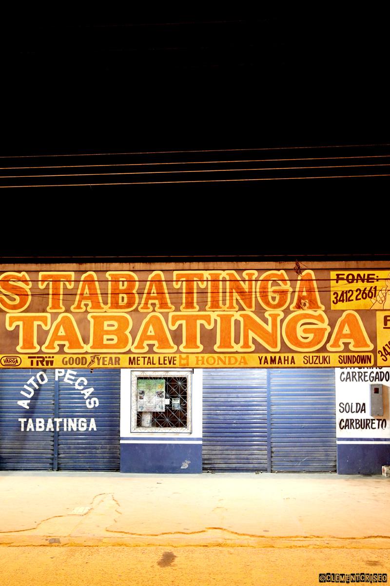 Tabatinga!