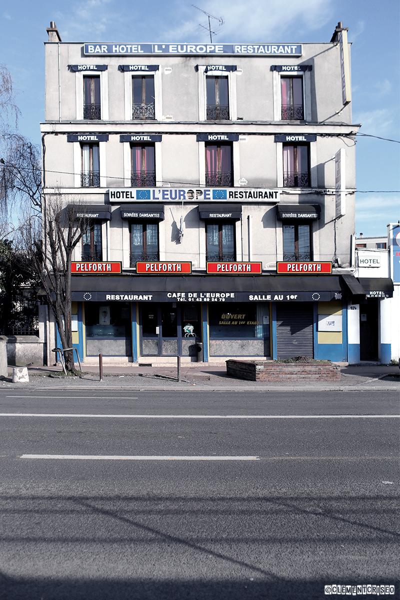 l' Hôtel Bien Cadré