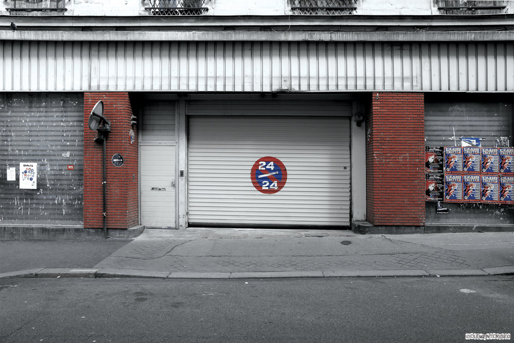 Ex-garage Renault