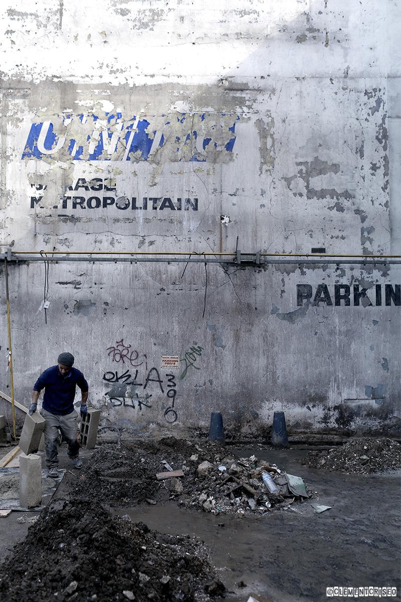 Parking de Parpaing