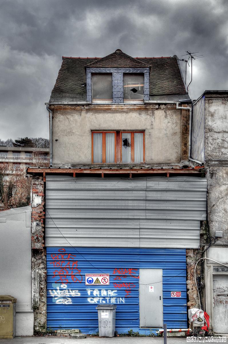 Bas Meudon