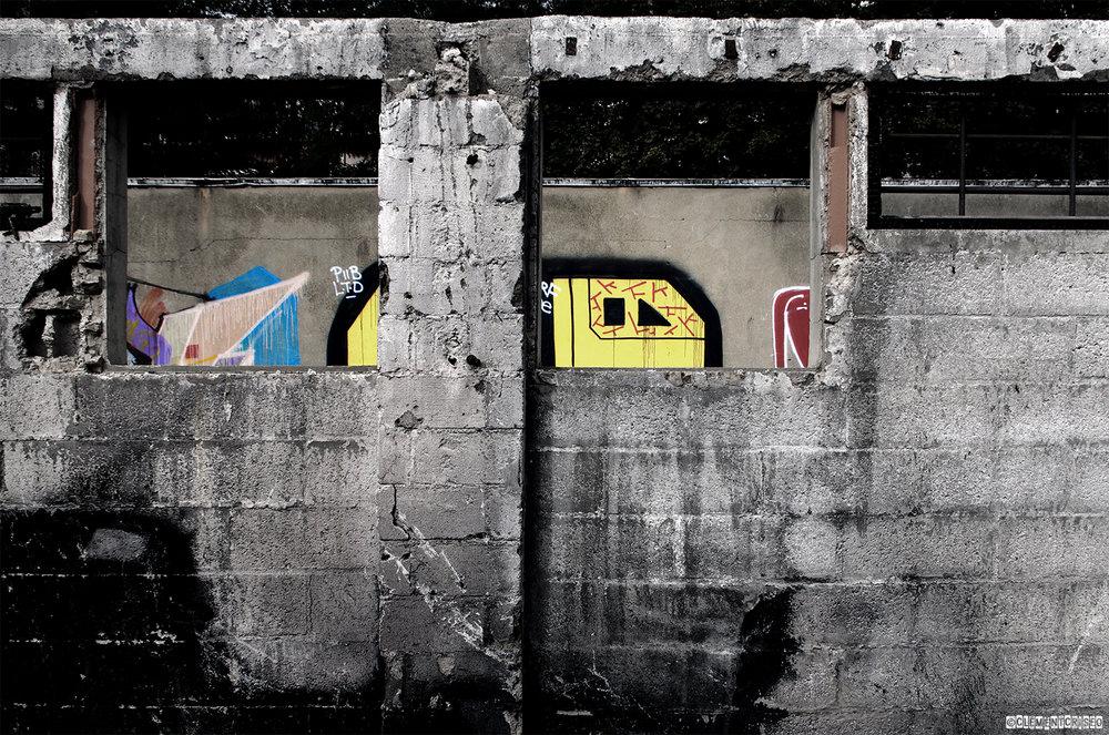 Fenêtre sur Graff