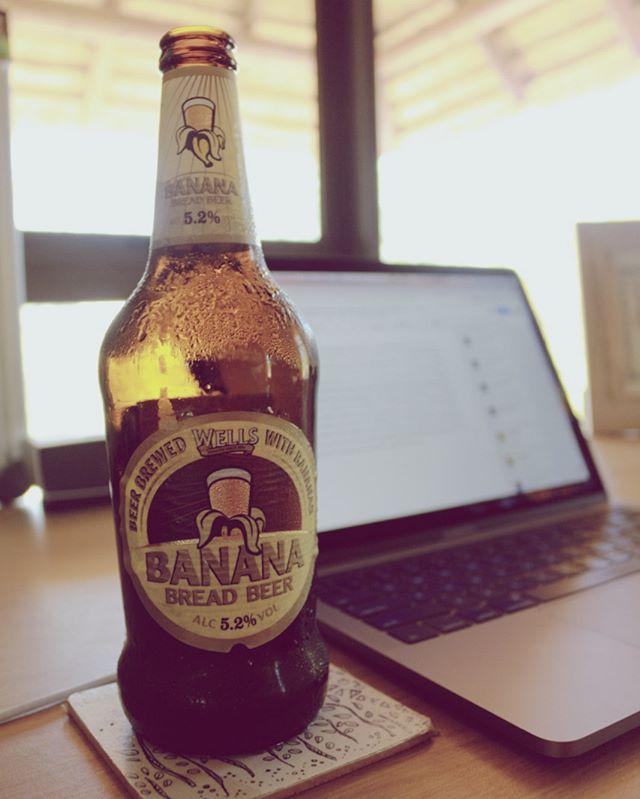 Write drunk, edit sober #academicswithbeer