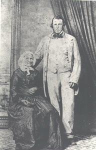 """Maria Ann Smith a.k.a """"Granny"""" Smith (1799–1870)"""
