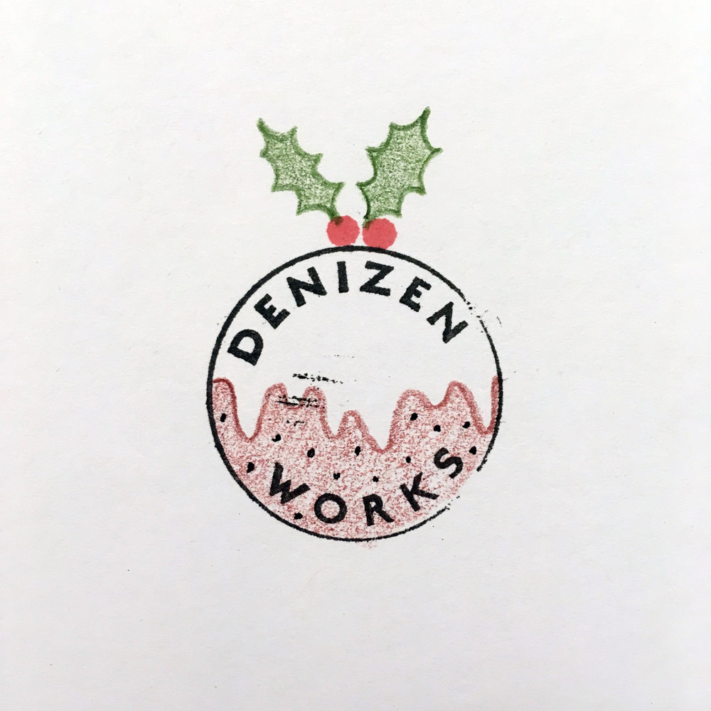 MERRY CHRISTMAS FROM US ALL — DENIZEN WORKS