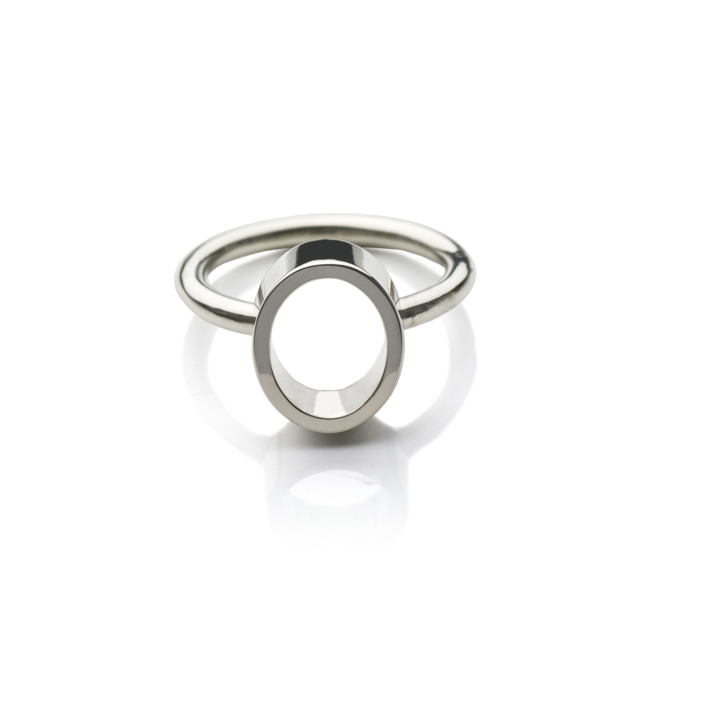 Atacama Ring 18K white gold 490 EUR